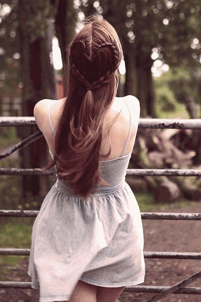 100 Супер-ідей плетіння довгого волосся
