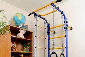 Як обладнати спортивний куточок для дитини