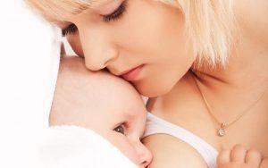 Як підвищити лактацію годує мамі?