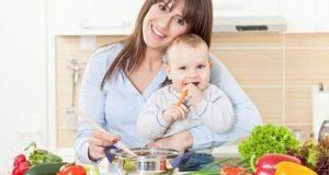 Харчування годуючої мами в другому півріччі