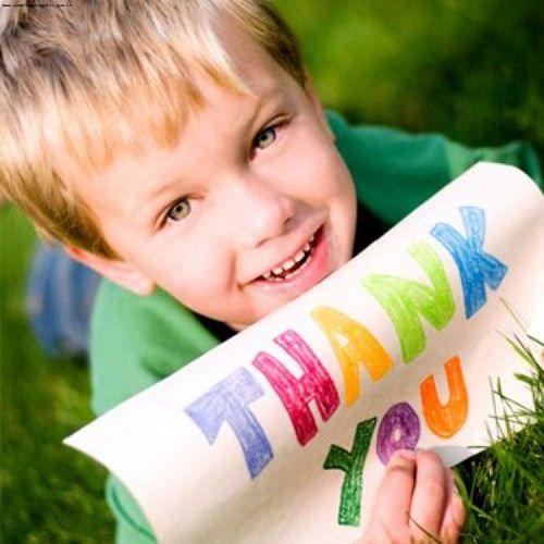 Хлопчик і листок паперу