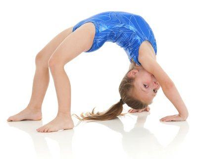 Спортивні змагання для дітей: спортивна гімнастика