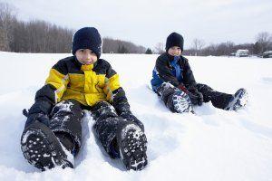 Як вибрати зимове взуття для дітей?