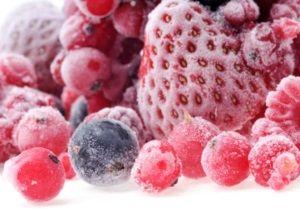 Як заморожувати м`ясо, овочі та фрукти