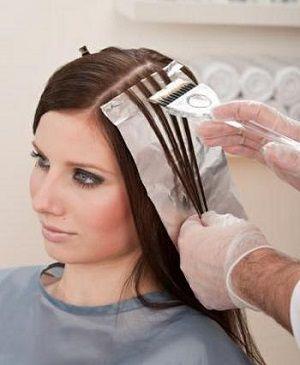 фарбуємо волосся під час вагітності