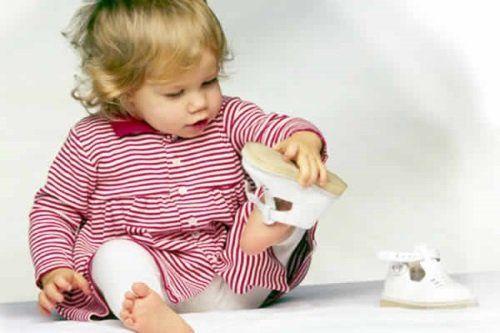Критерії вибору взуття для малюка