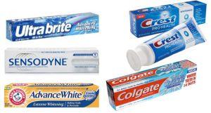 відбілюючі зубні пасти