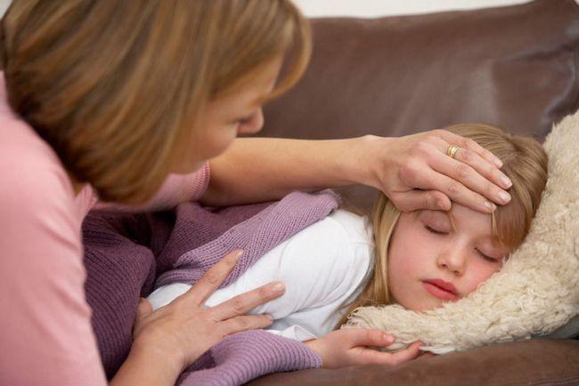 Масаж і вправи при бронхіті у дітей