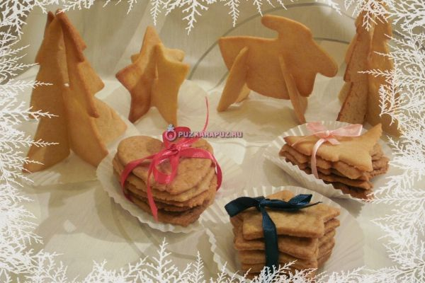 Майстер клас: Чи не звичайне 3-D новорічне печиво