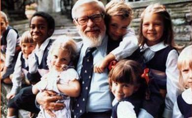 Глен Домен і діти