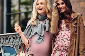 Особливості одягу для вагітних