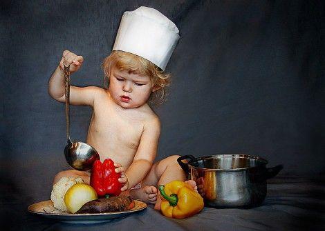 Перше блюдо (супи, борщі, бульйони) для «нехочухі»