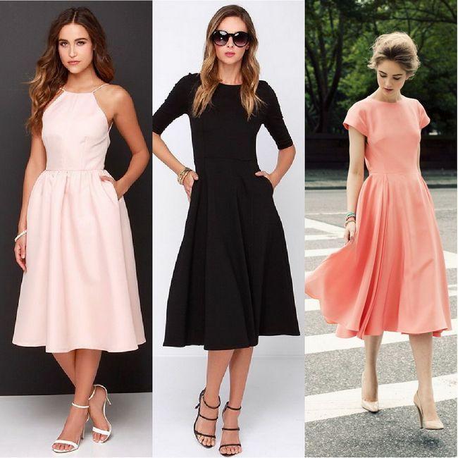 Плаття міді завжди в моді!