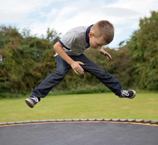 Користь від занять спортом для дітей