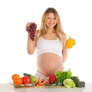Список корисних продуктів для вагітних