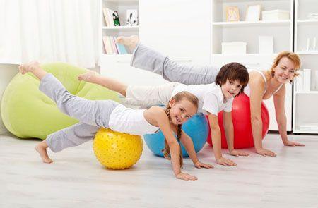 Спорт від нуля і старше: чим зайнятися з малюком