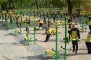 Будівництво сучасних вуличних спортивних майданчиків