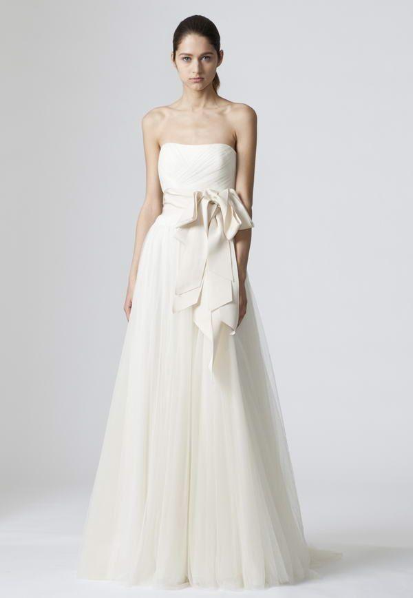 Весільна сукня від віри вонг допоможіть визначитися з вибором!
