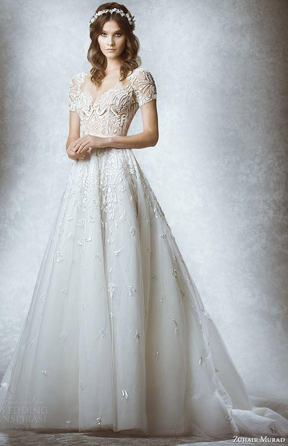 Весільні сукні - як вибрати рукав?