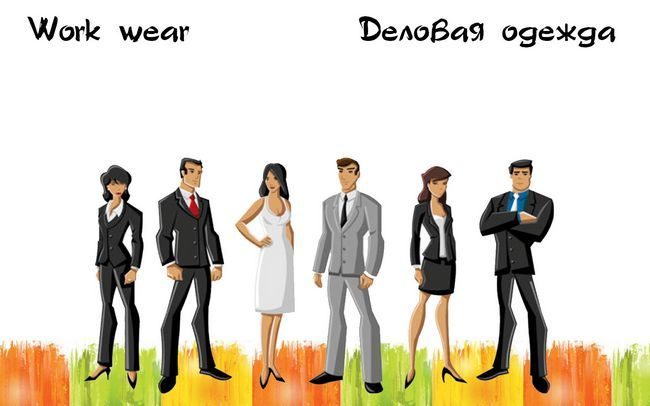 Урок англ одяг