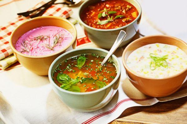 Тема уроку: «Супи». Англійською мовою з вимовою