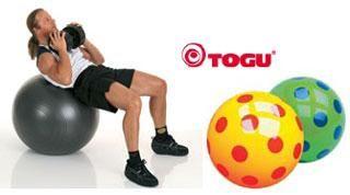 Togu® - доступна альтернатива для занять спортом вдома