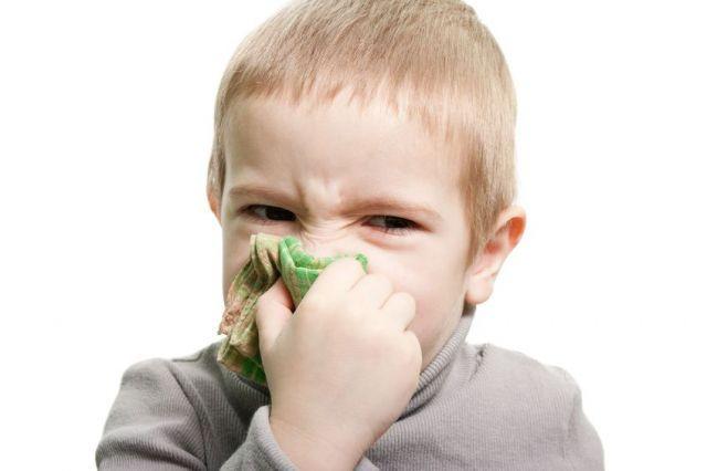 У дитини не дихає ніс