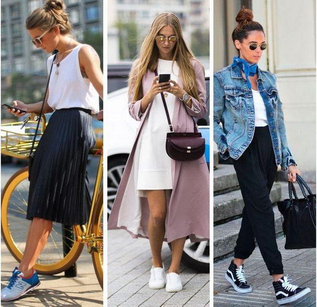 Вулична мода 2017 - як залишатися в тренді