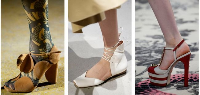 туфлі літо 2016