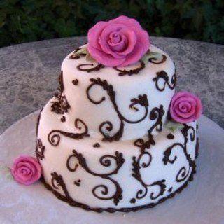 Вибираємо ідеальний весільний торт
