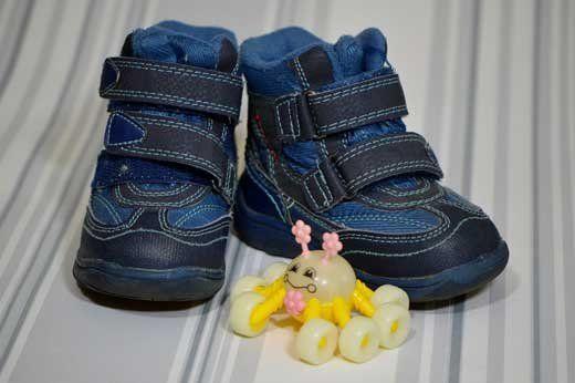 Вибираємо зимове взуття для дітей