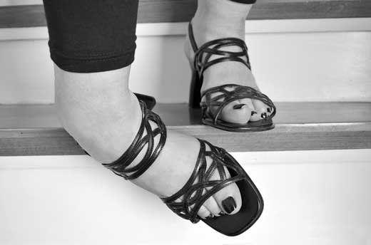 Вибір модного жіночого взуття