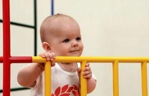 Вибір спорткомплексу в дитячу кімнату