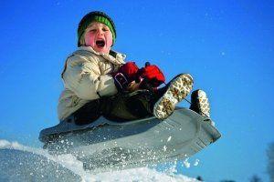 Зимові дитячі спортивні костюми.