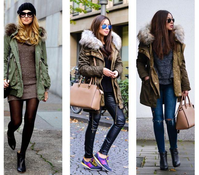 Зимова мода - вуличний стиль - як на вулиці виглядати стильно?